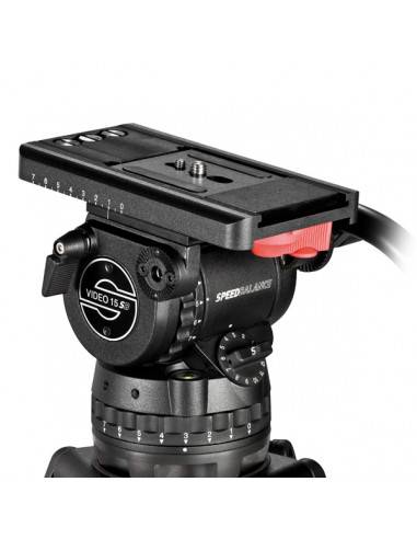Sachtler głowica Video 15 SB udźwig 1-16 kg