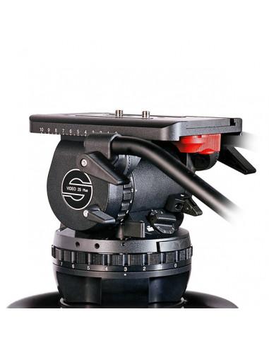 Sachtler głowica Video 25 Plus FB udźwig 8-35 kg