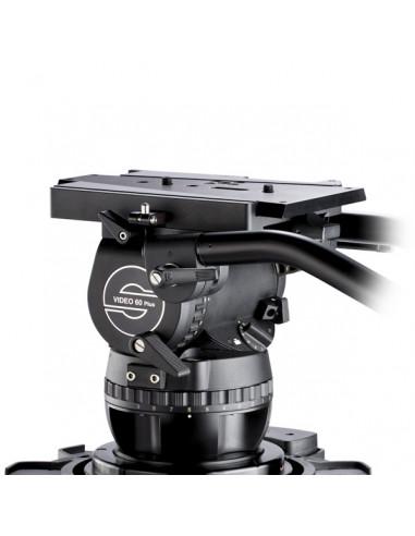 Sachtler głowica Video 60 Plus Studio udźwig 16-65 kg