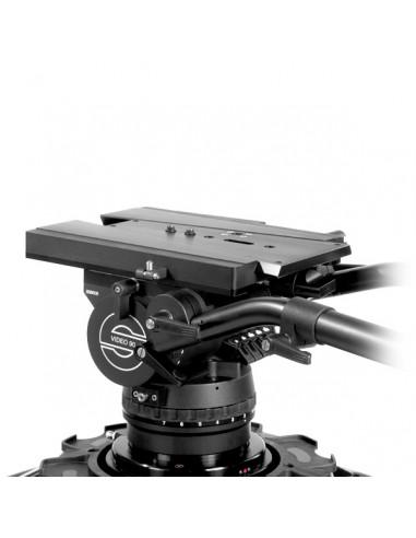 Sachtler głowica Video 90 FB udźwig 0-115 kg