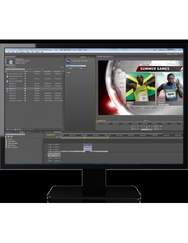 ChyronHego edytor graficzny Lyric MediaMaker