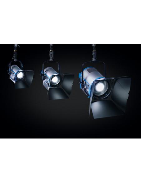 Arri lampa LED L10-DT, reflektor Pole Operated, Blue/Silver, 1.5 m kabel, bez złącza