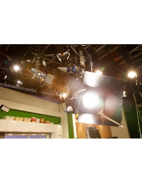 Arri lampa LED L5-DT, reflektor Pole Operated, Black, 1.5 m kabel, bez złącza