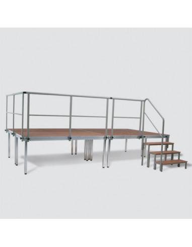 Gerriets system podestowy Praktikus Stage Platforms System