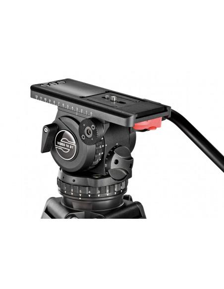Sachtler głowica Video 18 S1 udźwig 2-18 kg