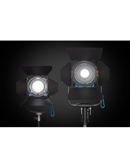 Arri lampa LED L10-C, reflektor Hanging, Blue/Silver, 1.5 m kabel, bez złącza