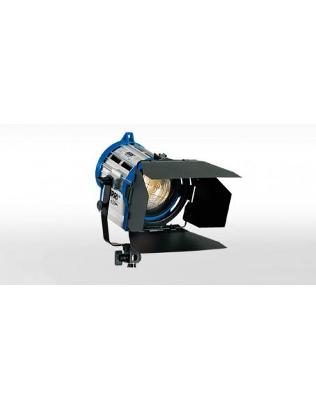 Arri lampa Fresnel 650 Plus, P.O. reflektor 650 W, wrota, włącznik, L3.79400.I