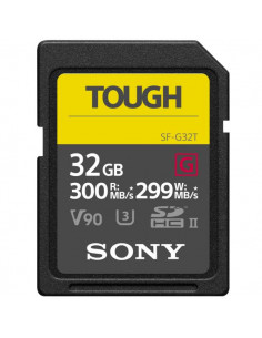 Sony SDXC 32GB SF-G Tough...