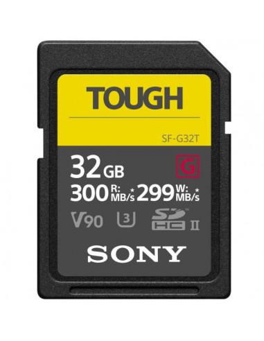 Sony SDXC 32GB SF-G Tough UHS-II U3...