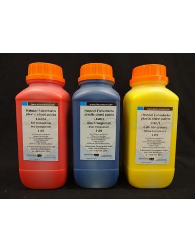 Haussmann farba do plastiku Plastic Sheet Paints