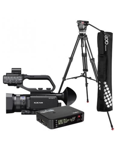 Zestaw nr 1 - Sony PXW-X70 + Teradek...